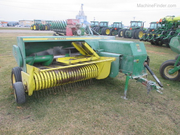 Farmers Supply Sales, Inc  - John Deere 328 1990