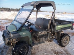 John Deere XUV 825I Olive and Black