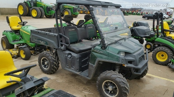 Polaris 800 XP