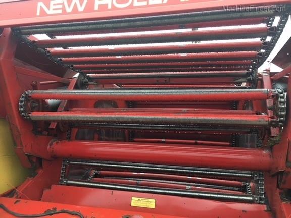 New Holland 855