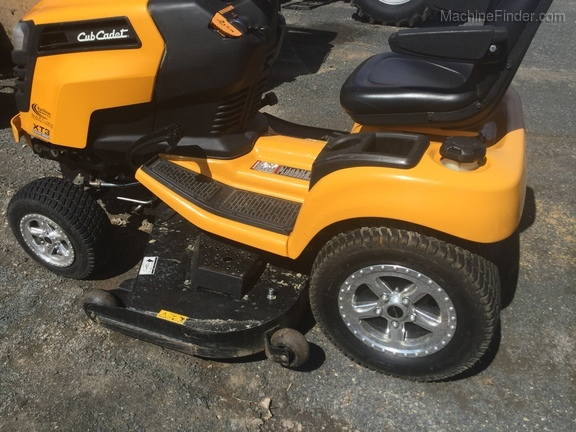 2015 Cub Cadet XT3 - Lawn & Garden Tractors - New Richmond, WI