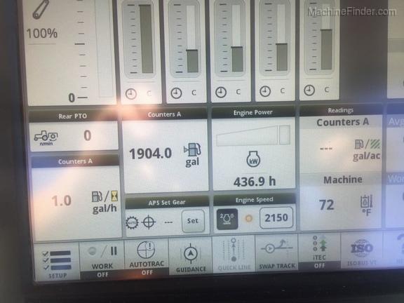 2016 John Deere 8270R