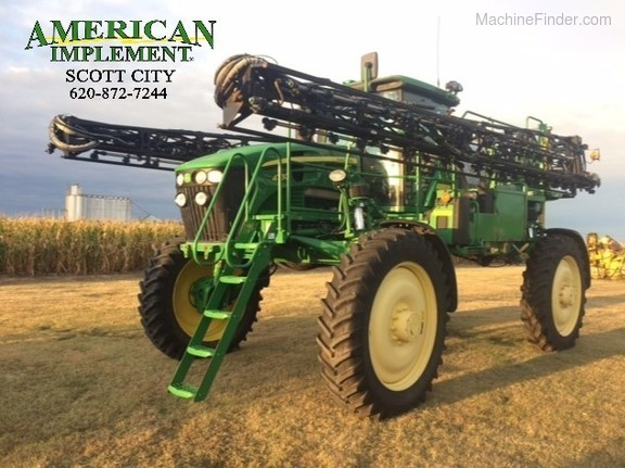 2012 John Deere 4730