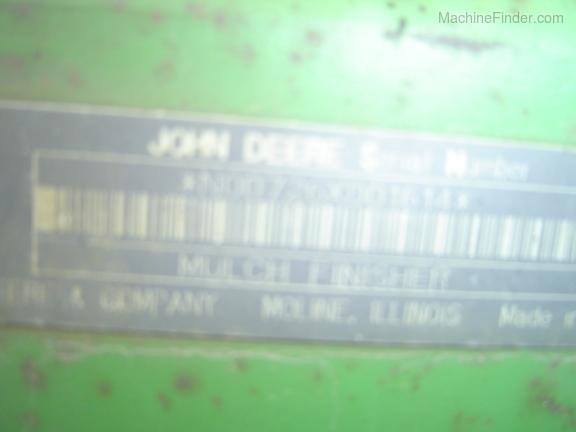 John Deere 726