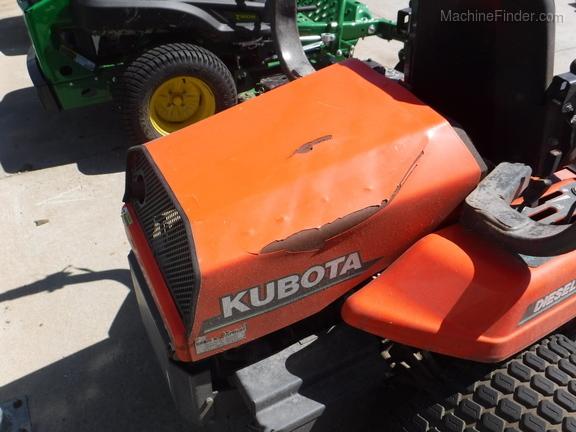Kubota ZD21