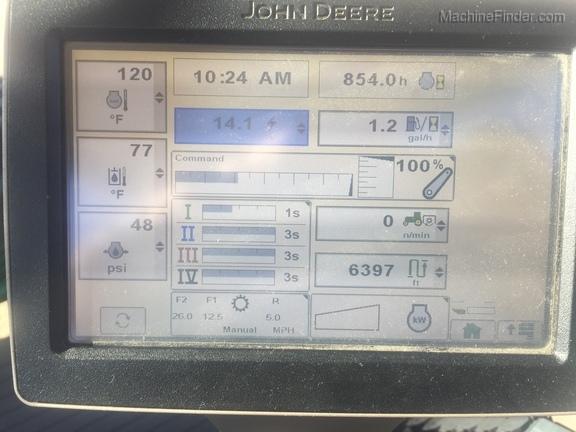 2012 John Deere 7280R