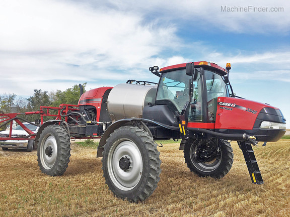 2015 Case IH Patriot 3340
