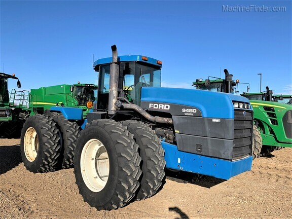 1995 New Holland 9480 Image 2
