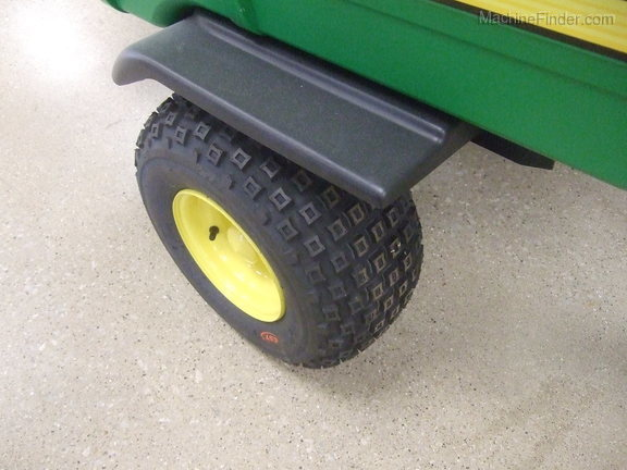 John Deere 17AT Utility Cart