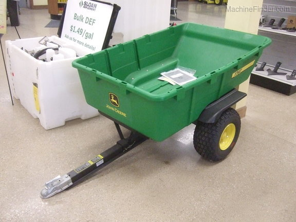 John Deere 17AT Utility Cart