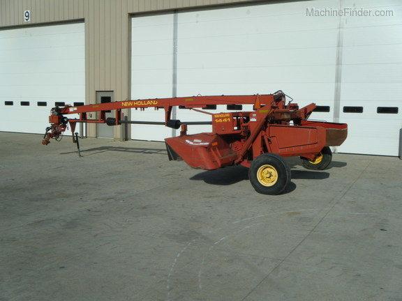 2001 New Holland 1441