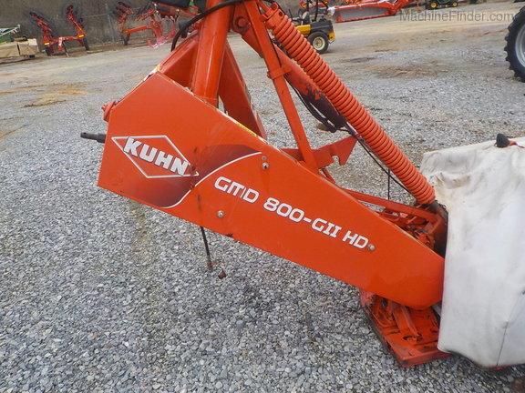 2014 Kuhn GMD800