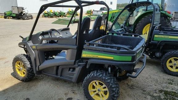 John Deere RSX 850I