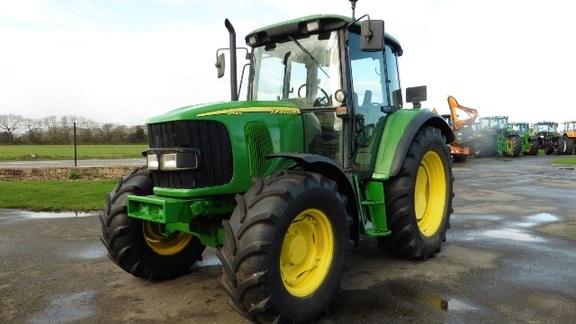 John Deere Tracteur agrioole JOHN DEERE 6420SE