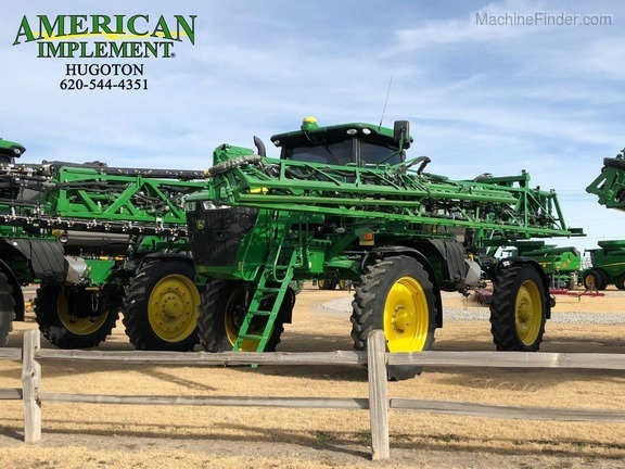 2016 John Deere R4030