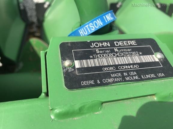Photo of 2013 John Deere 608C