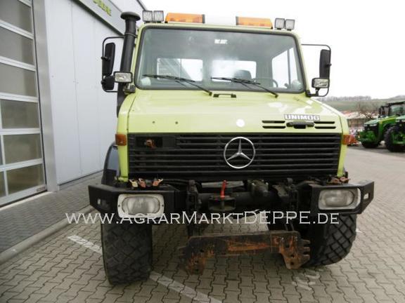 Mercedes-Benz Unimog U1500 425.141