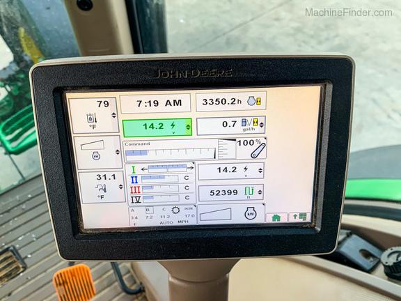 2012 John Deere 7215R-15