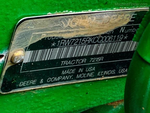 2012 John Deere 7215R-34