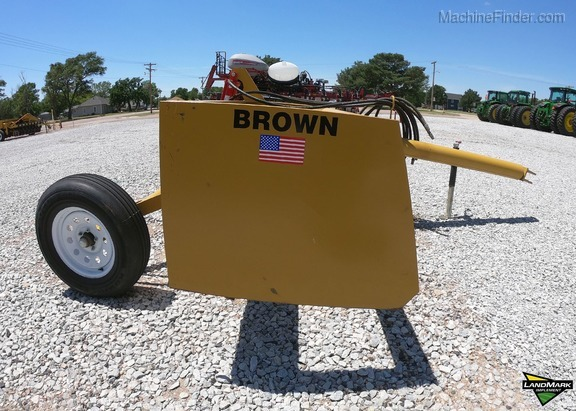2014 Brown 10' Earth Mover Image 2