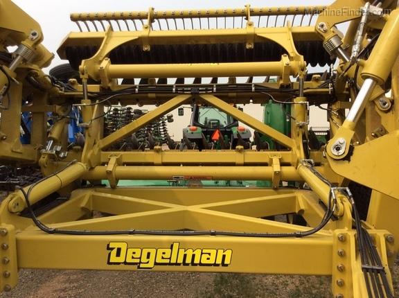 2017 Degelman ProTill PT40