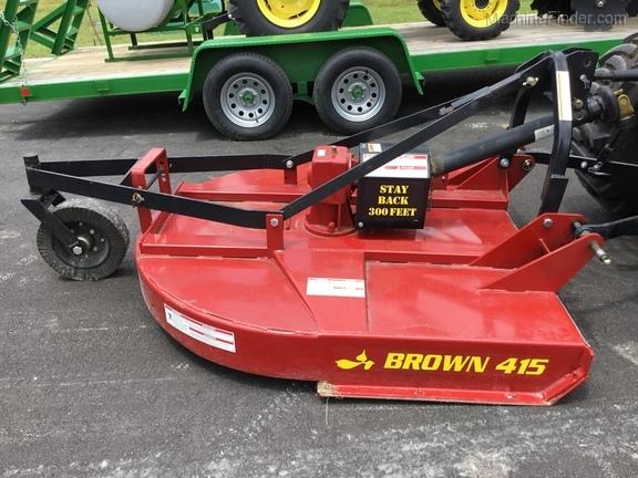 2016 Brown 415