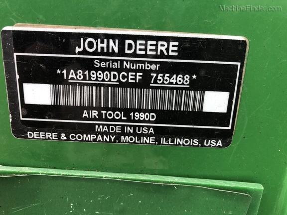 Photo of 2014 John Deere 1990