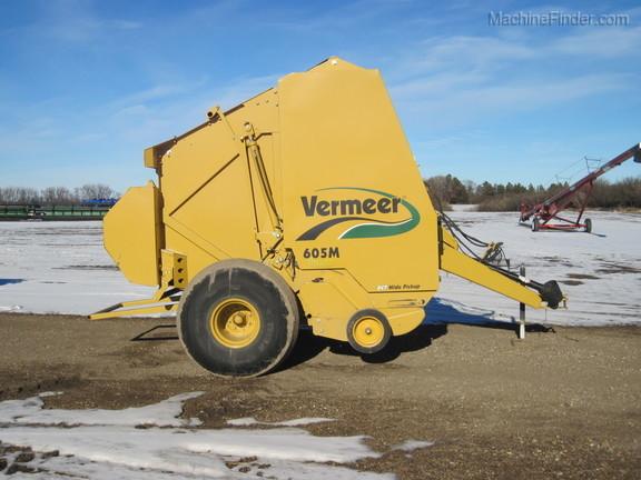 2007 Vermeer 605M