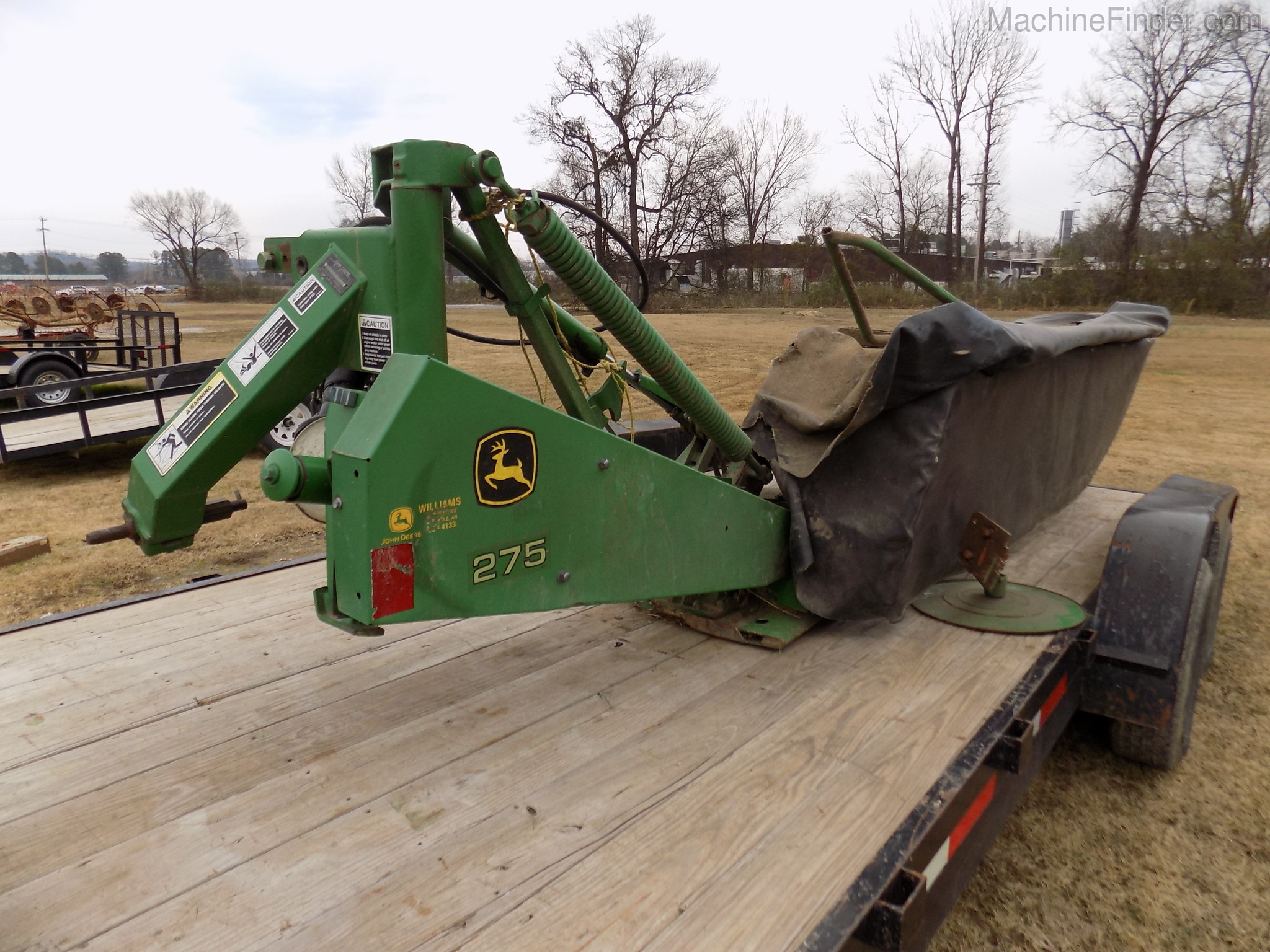 2008 John Deere 275 - Hay Mowers Mounted - John Deere MachineFinder