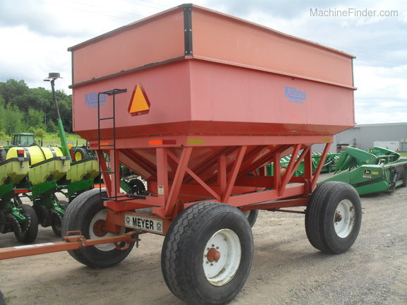 Tractor Central - Gravity Wagons and Boxes