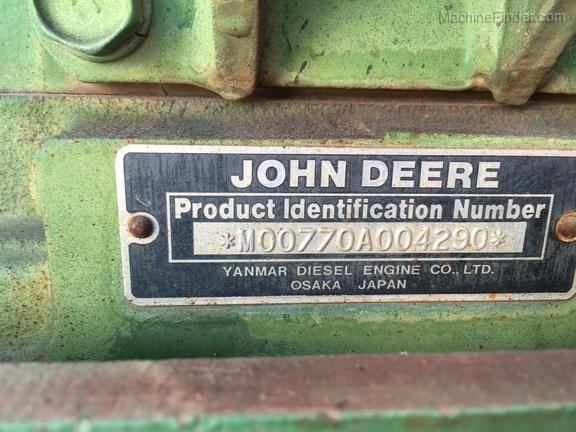 Photo of 1991 John Deere 770