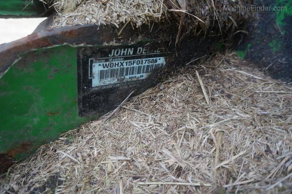 John Deere HX15