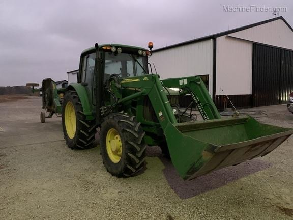 2010 John Deere 6430 Premium-1
