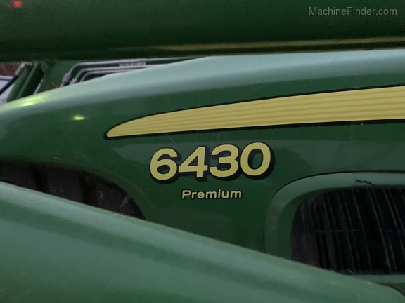 2010 John Deere 6430 Premium-8