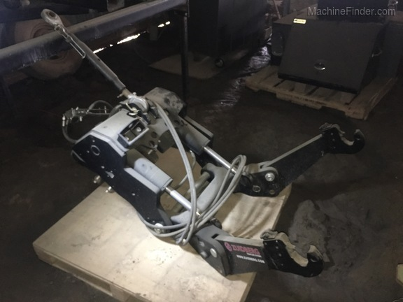 2017 Ford-New Holland Front Hitch