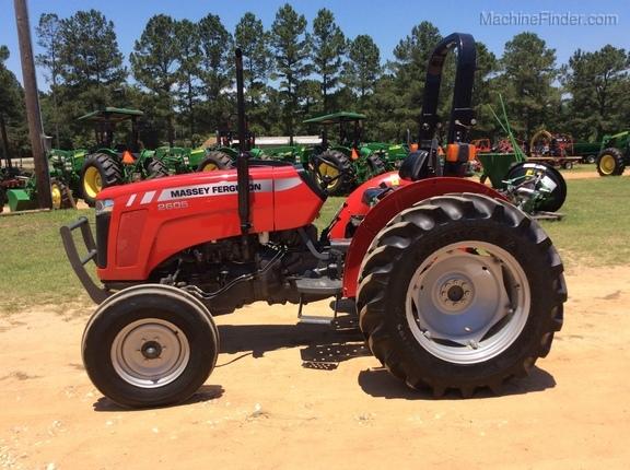 2012 Massey Ferguson 2605