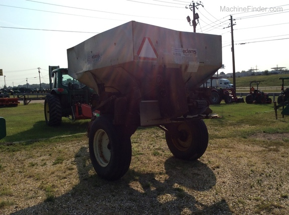 Adams Pull type buggy