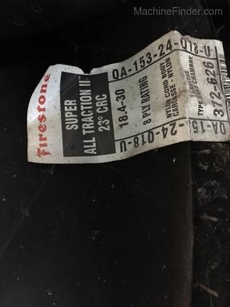 Firestone 18.4-30 R1 8 PLY