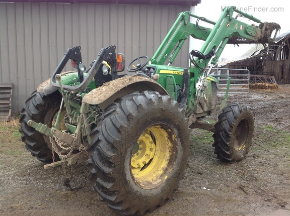 Photo of 2016 John Deere 5085M