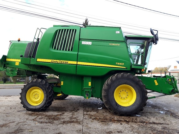 John Deere T660 HillMaster
