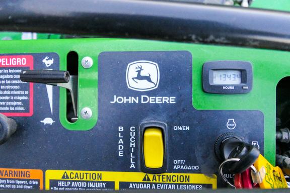 2018 John Deere 661R TC-7
