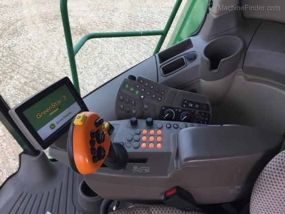 2015 John Deere S670