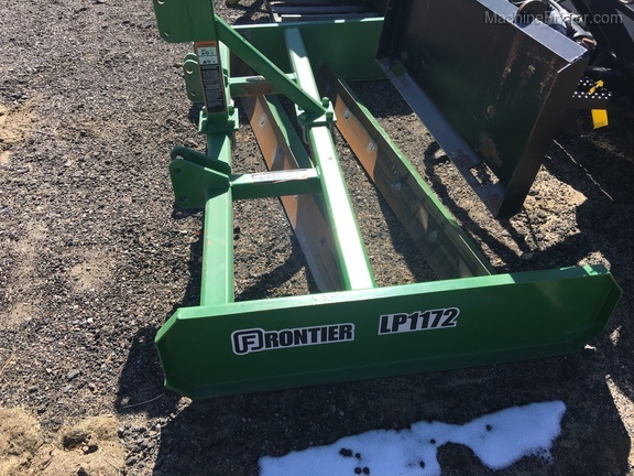 2016 Frontier LP1172 - Miscellaneous Tractor Attachments