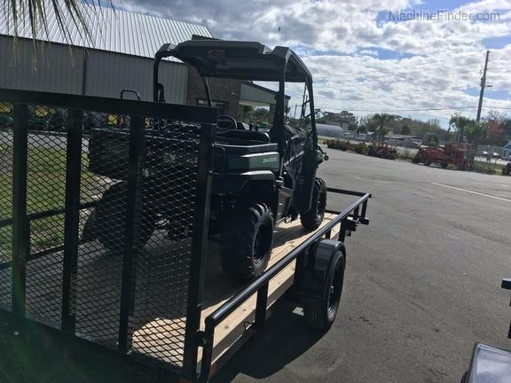 2019 John Deere XUV590E TRAILER PACKAGE