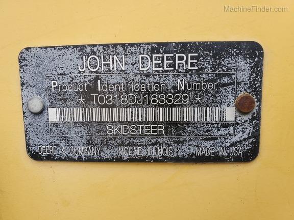 Photo of 2010 John Deere 318D