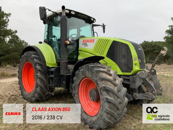 Claas AXION 850