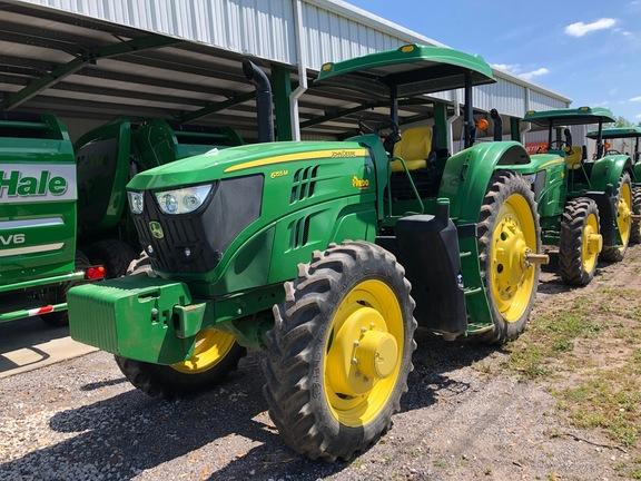 Pre-Owned John Deere 6155M in Plant City, FL Photo 0