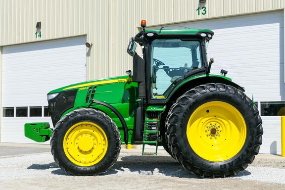 2013 John Deere 7260R-5