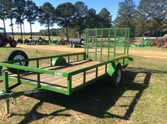 2017 LMC AGH714 - Trailers - John Deere MachineFinder