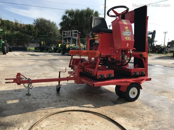 Pre-Owned Agrimetal Greens Roller GR-400 in Boynton Beach, FL Photo 0